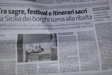 Emerge l'altra Sicilia turistica come auspicato da Travelnostop