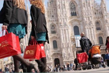 Milano capitale del turismo dello shopping: fenomeno da 1,5 mln di turisti