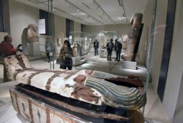 In Olanda in mostra reperti prestati dal Museo Egizio di Torino