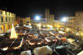 Ruota panoramica e Christmas Village per 'Arezzo Città del Natale'