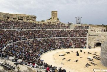 Musumeci: teatro Siracusa aperto tutta l'estate. A giorni bando da 5 mln per i teatri minori