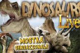 A Torino tuffo nel mesozoico per un faccia a faccia con i dinosauri