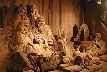Dai presepi di sabbia a quelli meccanici, così Rimini interpreta la Natività