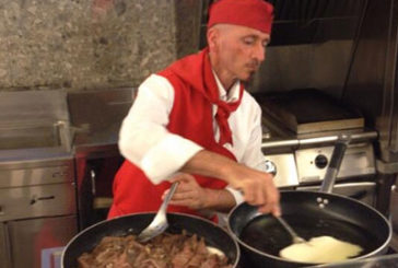Il cuoco Nino 'u Ballerino protagonista di un libro sullo street food
