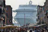 Clia smentisce 'fake news' su inquinamento causato dalle navi da crociera a Venezia