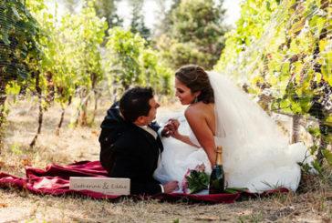 Vigneti come location nozze con 'Cantine Aperte for Wedding'