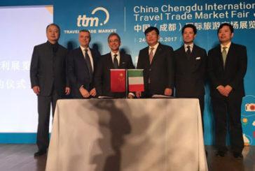Sicindustria presente al Travel Trade Market di Chengdu