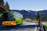 È boom dei bus low cost a lunga percorrrenza: 10mln passeggeri nel 2016