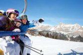Crescono i turisti in Trentino: da dicembre a febbraio +11% di arrivi e presenze
