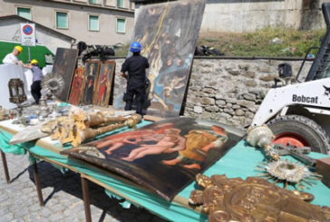 Al sicuro 300 opere d'arte custodite nelle chiese colpite dal sisma