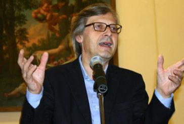 Sgarbi spiega ai consoli le bellezze della 'Lombardia 'segreta'