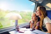 Gli italiani preferiscono il treno per spostarsi in Europa