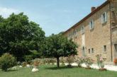Romantico soggiorno all'Antico Casale di Montegualandro