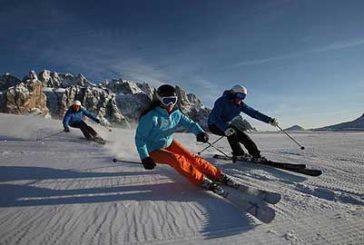 A Courmayeur le piste da sci apriranno l'1 dicembre