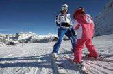 Scuola Sci Cortina protagonista d'eccezione di Week 4 Kids