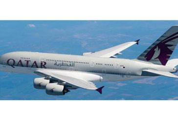 Qatar Airways porta l'ultra-moderno A380 a Melbourne