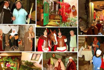 Natale a Castiglione di Sicilia per partecipare al presepe vivente