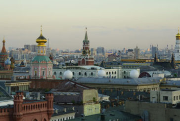 Aprono 27 nuovi hotel a Mosca in vista dei Mondiali 2018