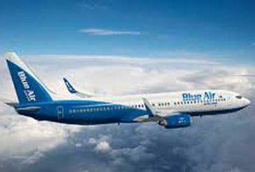 Blue Air incrementa i voli tra Roma e Bucarest