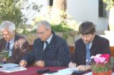 Franceschini firma a Caprera il patto per isole minori