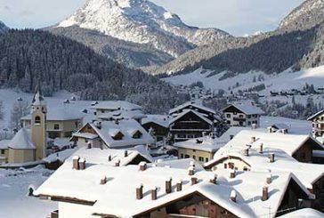 Vitipeno meta top cheap per lo sci, Cortina la più trendy