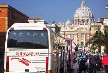ETOA: il piano per i bus turistici di Roma verrà messo in atto