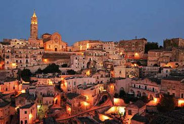 Matera al 3° posto nella classifica 'mete 2018' del New York Times