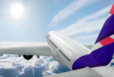 LATAM Airlines e AdR danno il benvenuto al nuovo volo Roma – San Paolo