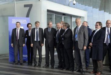 Alitalia: ok apertura nuovo molo E. Gentiloni: giornata di orgoglio italiano