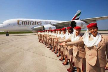 Emirates cerca cabin crew: selezioni a Catania il 26 gennaio