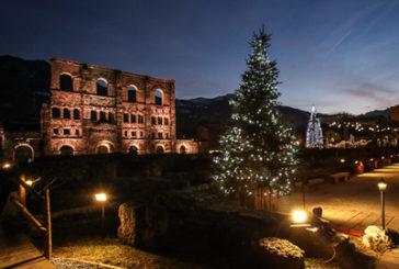 Il 24 novembre apre il Mercatino di Natale di Aosta