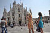 Cresce il turismo a Milano, in primi 3 mesi 2017 +12% di occupazione alberghiera