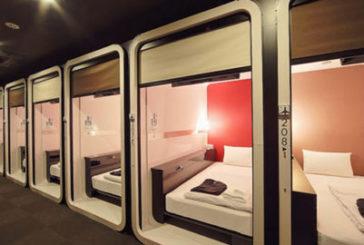 All'aeroporto di Napoli aprirà il primo Bed & Boarding d'Italia