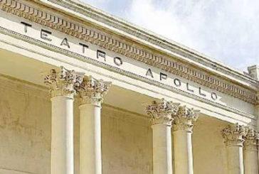 Lecce, biglietti sold out per Inaugurazione teatro Apollo