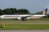 Da fine ottobre l'Airbus A350-900 di Singapore Airlines volerà da Roma