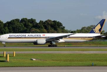 Singapore Airlines potenzia i voli per suo network