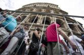 Bonisoli aumenta misure di sicurezza per Colosseo e Fori. Il Comune presenta piano antitruffe