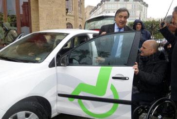 A Palermo il car sharing apre le porte ai disabili