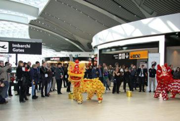AdR festeggia capodanno cinese con pax e vettori orientali