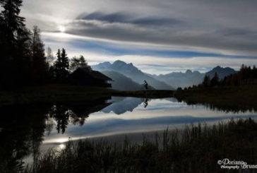 La Val di Fassa nello scatto più bello dell'Italia in bicicletta