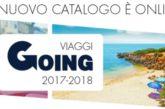 Nuovo catalogo per Going con 4 linee di prodotto