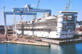Fincantieri, al via programma allungamento navi Windstar. A Trieste taglio prima lamiera
