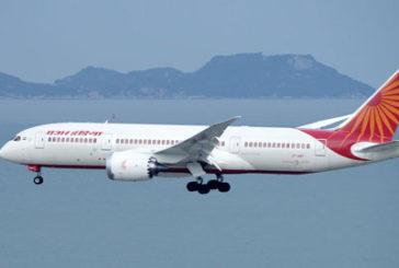 Via libera dal governo a privatizzazione Air India