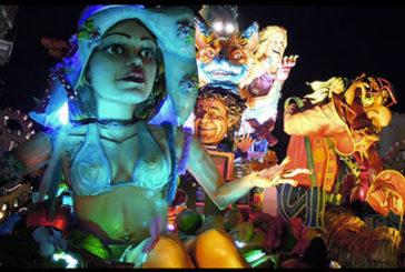 Attesi oltre 500 mila spettatori al Carnevale di Acireale