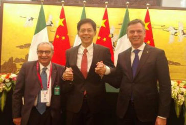 Fincantieri costruirà navi da crociera in Cina: accordo con Carnival