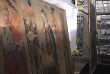 Franceschini nelle Marche colpite dal Sisma: opere torneranno dov'erano