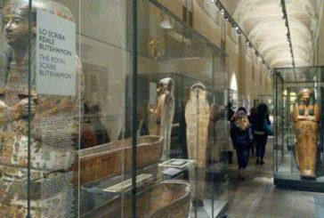 Il Museo Egizio registra un andamento positivo