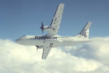 Ryanair taglia del 10% le rotte dagli scali romani