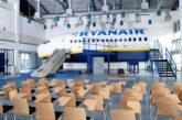 Ryanair, al via selezioni per personale di bordo in Italia