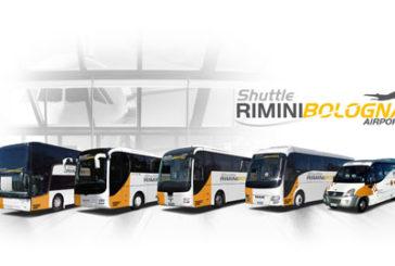 In arrivo shuttle a/r tra Riccione e l'aeroporto 'di Bologna